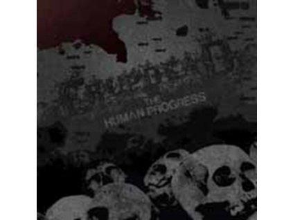 ERUPDEAD - The Human Progress (CD)