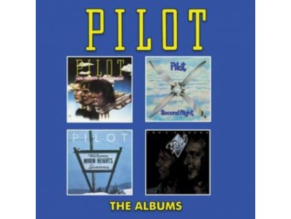 PILOT - Albums (Clamshell) (CD)