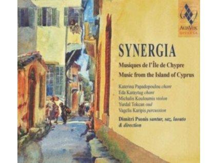 DIMITRI PSONIS / KATERINA PAPADOLPOULOU / EDA KARAYTUG / MICHALIS KOULOUMIS - Synergia: Music From Cyprus (CD)
