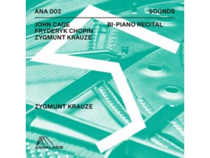 ZYGMUNT KRAUZE - Chopin / Cage / Krauze: Bi-Piano Recital (CD)