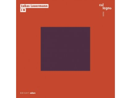 LAUERMANN - Lukas Lauermann: I N (CD)