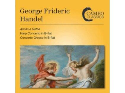 ELLIS / BOYD NEEL ORCH - George Frideric Handel: Apollo E Dafne / Harp Concerto In B-Flat / Concerto Grosso In B-Flat (CD)