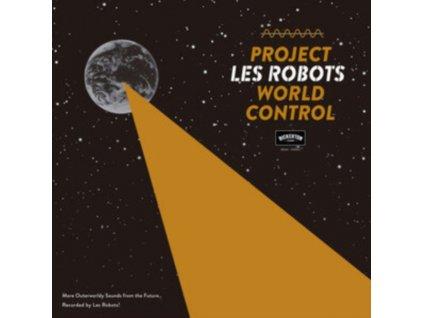 LES ROBOTS - Project World Control (CD)