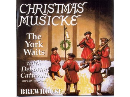 YORK WAITS - Christmas Musicke (CD)