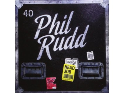 PHIL RUDD - Head Job (CD)