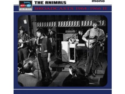 ANIMALS - The Complete Live Broadcasts II 1964-1966 (CD)