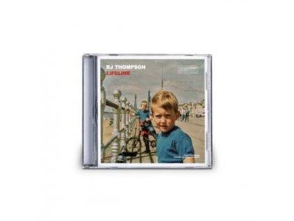 RJ THOMPSON - Lifeline (Deluxe Edition) (CD)