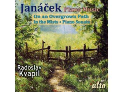 RADOSLAV KVAPIL - Janacek Piano Favourites Overgrown Path (CD)