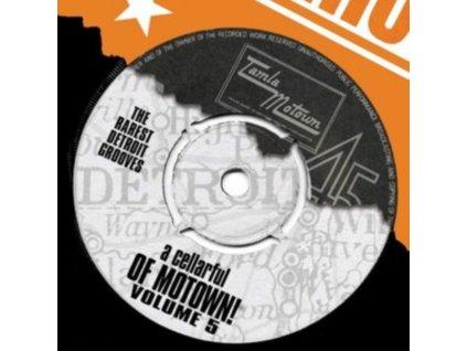 VARIOUS ARTISTS - A Cellarful Of Motown (CD)