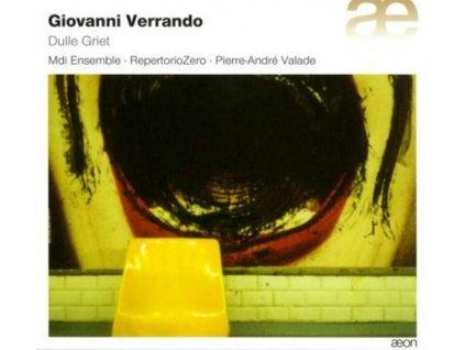 MDI ENSEMBLE / REPERTORIOZERO - Giovanni Verrando/Dulle Griet (CD)