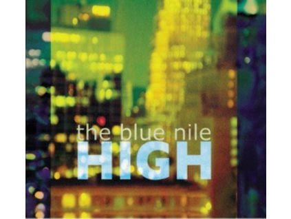 BLUE NILE - High (Remastered Deluxe Edition) (CD)
