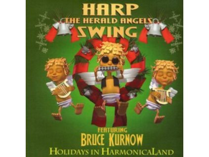 BRUCE KURNOW - Harp The Herald Angels Swing (CD)