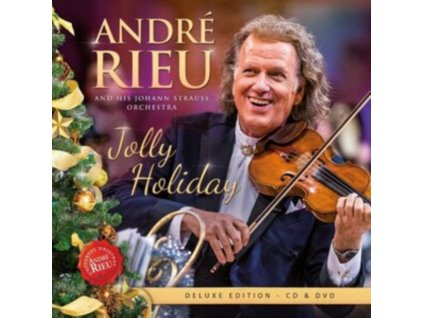 Andre Rieu - Jolly Holiday (Music CD & DVD Set)