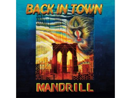 MANDRILL - Back In Town (CD)