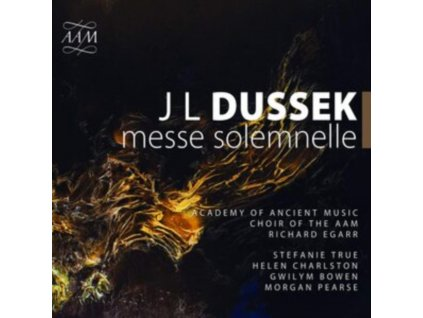 AAM / AAMCHOR - Jan Ladislav Dussek: Messe Solemnelle (CD)