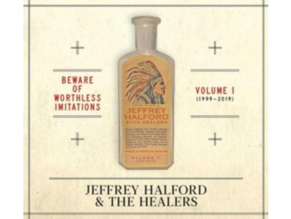 JEFFREY HALFORD - Beware Of Worthless Imitations Vol. 1 (CD)