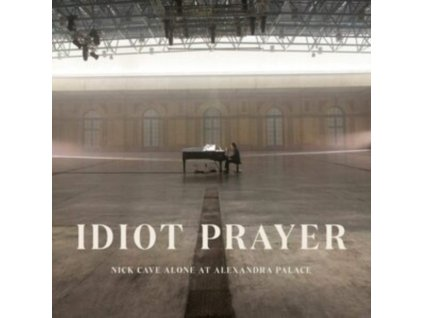 NICK CAVE AND THE BAD SEEDS - Idiot Prayer: Nick Cave Alone (CD)