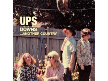 UPS AND DOWNS - Another Country (CD)