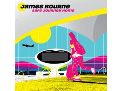 JAMES BOURNE - Safe Journey Home (CD)