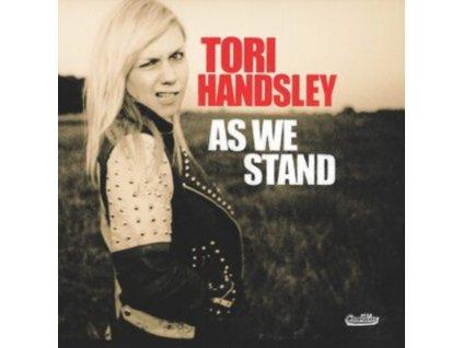 TORI HANDSLEY - As We Stand (CD)