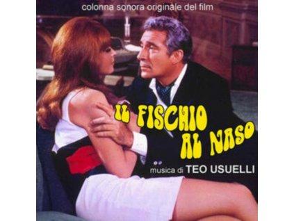 TEO USUELLI - Il Fischio Al Naso (+12 Page Booklet) (CD)