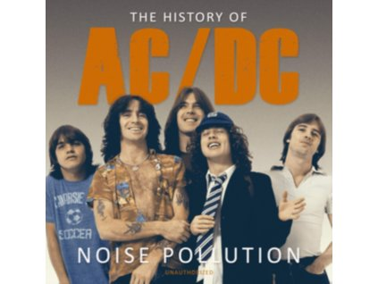 AC/DC - Noise Pollution (CD)