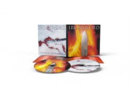 IRONSWORD - Ironsword + Return Of The Warrior (Digi) (CD)