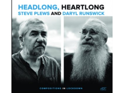 STEVE PLEWS & DARYL RUNSWICK - Headlong / Heartlong (CD)