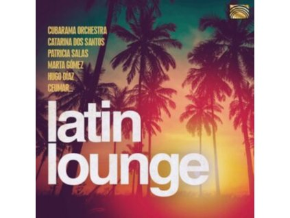VARIOUS ARTISTS - Latin Lounge (CD)