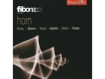 FIBONACCI SEQUENCE - Horn (CD)