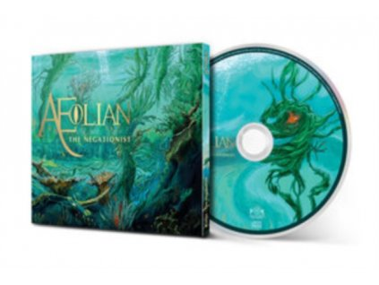 AEOLIAN - The Negationist (CD)