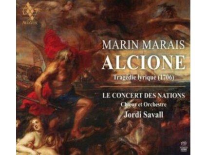 LE CONCERT DES NATIONS / JORDI SAVALL - Alcione - Tragedie Lyrique (1706) (SACD)