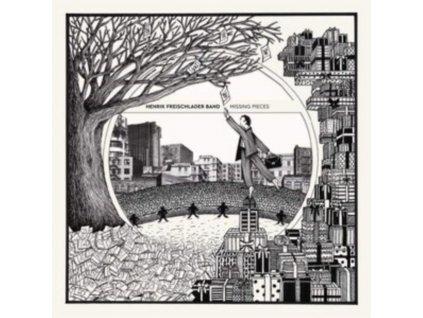 HENRIK FREISCHLADER BAND - Missing Pieces (CD)