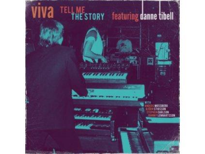 VIVA FEATURING DANNE TIBELL - Tell Me The Story (CD)