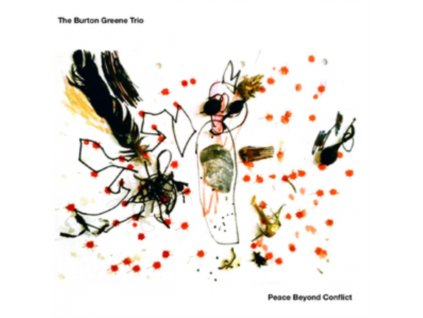 BURTON GREEN TRIO - Peace Beyond Conflict (CD)