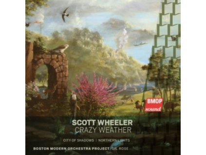 SCOTT WHEELER - Crazy Weather (CD)