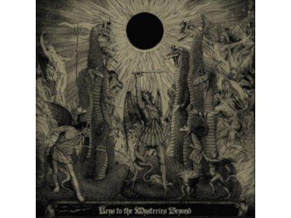 GRAFVITNIR - Keys To The Mysteries Beyond (CD)