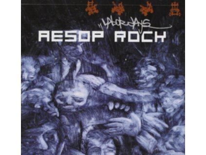 AESOP ROCK - Labor Days (CD)