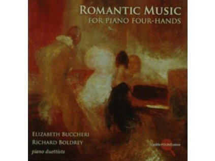 BUCCHERIBOLDREY - Romantic Music For Piano Fourhands (CD)