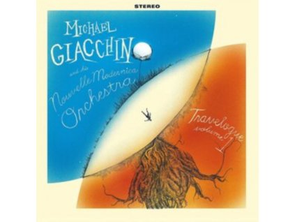 MICHAEL GIACCHINO AND HIS NOUVELLE MODERNICA ORCHESTRA - Travelogue Volume 1 (CD)
