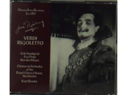 SOLOISTS / STOCKHOLM RO / BENDIX - Verdi/Rigoletto (CD)