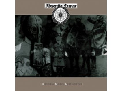 ABSENTIA LUNAE - Historia Nobis Assentietvr (CD)