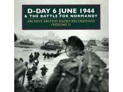 VARIOUS ARTISTS - D-Day 6 June 1944 & The Battle For (CD)