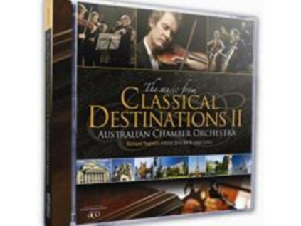AUSTRALIAN CO - Classical Destinations 2 (CD)