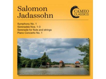 HALL / SEFERINOVA / MALTA PO - Jadassohn: Orchestral Works (CD)