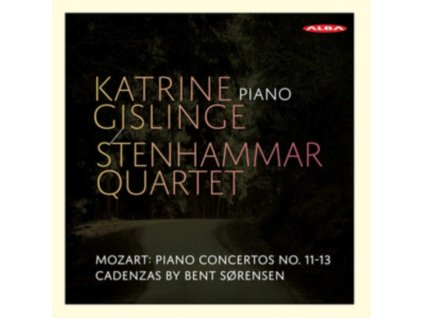 WOLFGANG AMADEUS MOZART - Piano Concertos Nos 13. 11. 12 - For Str.Qrt (SACD)