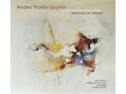 ANDERS THOREN QUARTET & LARS JANSSON - Sources Of Inspiration (CD)