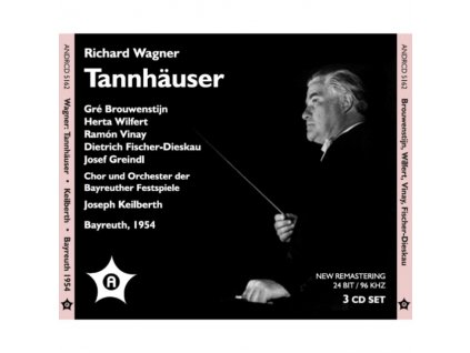 WAGNER - Tannhauser (CD)