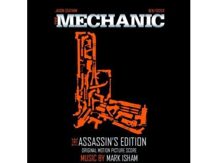 MARK ISHAM - The Mechanic (CD)