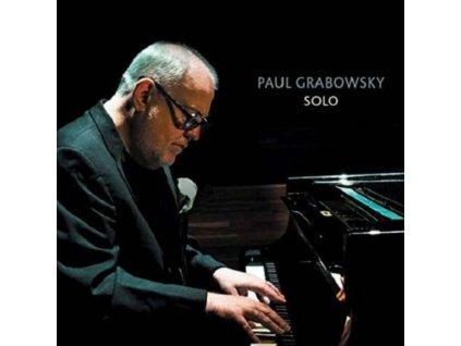 PAUL GRABOWSKY - Solo (CD)